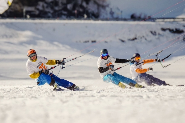 Inaugural IKA SnowKite WorldCup Series will feature Course Racing, Cross-Country and Formula GPS in three fantastic locations